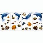 Decorative sticker - Under the Sea