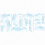 Decorative sticker - Clouds